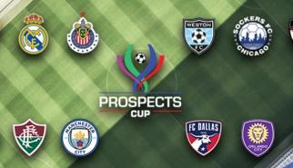 2017 Prospects Cup Draw